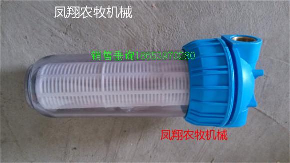 鸡用水质过滤器的功能是滤除水中杂质,提高水质并使减压阀和饮水器图片